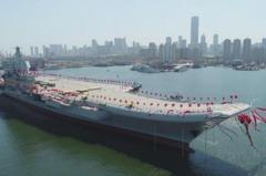 共軍002型航艦 陸媒:可能提前交付