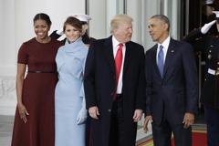 川普不爽歐巴馬 他老婆卻是蜜雪兒粉絲?