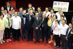 國體法未更名 中華奧會:感謝顧及選手權益