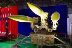 空軍防空指揮部成軍 各式飛彈大公開