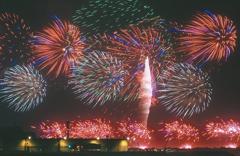 煙火、晚會都回來了 今年國慶預算超支逾3000萬