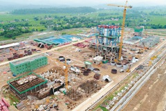 生產水泥 中企投資尼泊爾簽約