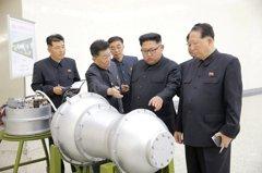 北韓氫彈若炸首爾 估200萬人喪生