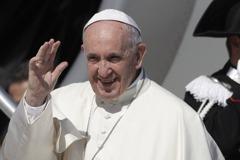 教宗訪南美 盼哥倫比亞委內瑞拉和平穩定