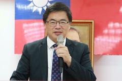 李孟諺代理台南市長 新市政團隊就職