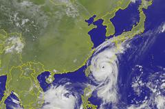 泰利颱風影響 14日部分國內外航班取消