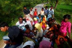 印度支持孟加拉 籲緬甸對洛興雅人停暴行