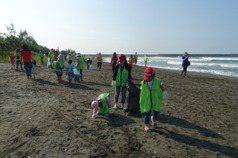 台糖認養淨灘長度全國第一 也是淨灘動員人氣王