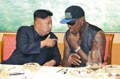 羅德曼預言北韓開放 網友:該得諾貝爾獎