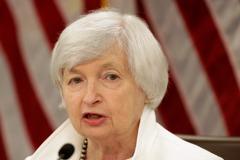 葉倫:低通膨恐暫時性 Fed需逐步升息
