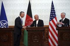美國北約重申支持阿富汗戰爭