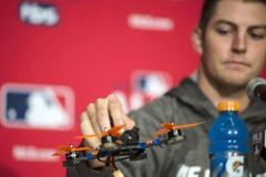 MLB/心愛的無人機遭竊 包爾賽後開工再造一架