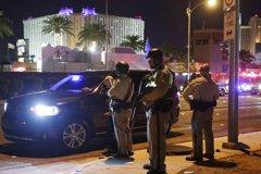 賭城槍案嫌飲彈自盡 警方:飯店房內有10把步槍