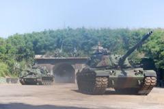 中科院啟動M-60A3戰車研改計畫 強化砲塔性能