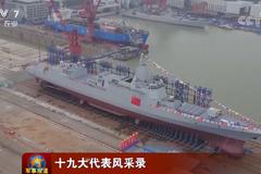 美媒:陸055大驅火力不輸美艦 最快2018年服役
