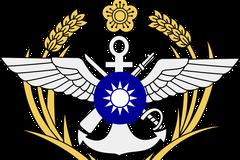 陸捐軍備給菲律賓 菲錯印成中華民國國防部徽