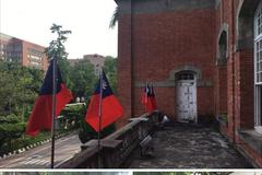「國旗掛回去」建中生號召一人130元讓旗海飄揚
