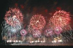 國慶連假和焰火 台東創2.1億元商機