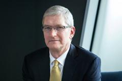 蘋果CEO庫克:AR眼鏡還不急 程式語言學習將比英語重要