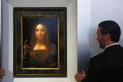 拍賣達文西 最後私藏品估價30億起跳