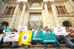 西班牙加泰隆尼亞自治區 一心獨立為哪樁?