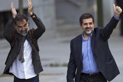 2獨派領袖被押 加泰隆尼亞危機升溫