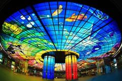維護穹頂光彩 高捷:含電費年花費百萬元