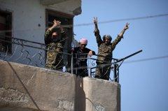 美國支持的敘利亞勢力已「控制」拉卡 收復在即
