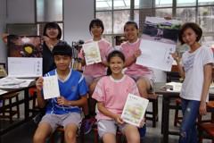 郝明義驚艷!國中生編刊物四年 揭開竹東家鄉的美