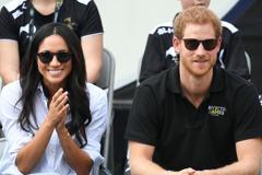 哈利好事近 傳帶女友和女王喝下午茶