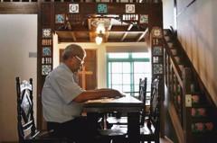 70年歷史!台灣「花磚古厝」充滿懷舊感的老氛圍