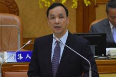 朱立倫:不選台北市長 續為柯文哲加油