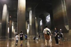 東京巨穴防洪系統 放得下自由女神像