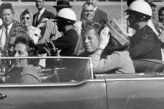 甘迺迪文件今解密 料仍難平息陰謀論