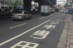 公車停靠區違停 擬提高罰兩千四