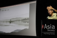 劉克襄從山水行者角度 看中國山水畫