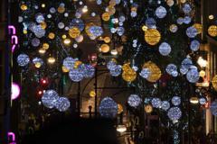 好美!倫敦「牛津街」點燈 英國耶誕季正式起跑