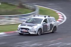 全新Ford Focus ST Estate性能旅行車將換上1.5渦輪引擎?