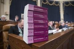 美參院共和黨推稅改案 企業稅調降延至2019年