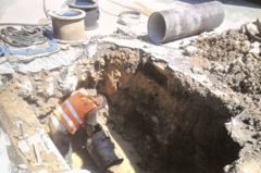 基隆這社區2個月漏水4萬度 住戶用水11度要付漏水21度