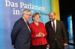 德社民黨加入協商 梅克爾表歡迎