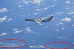 又秀轟-6K飛近玉山照 陸軍網:炫武是要以戈止武