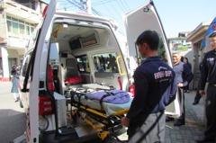中市救護車每4分鐘出勤一次 海線獲贈高頂救護車