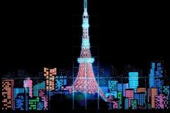 影/無印良品好狂!3萬7千支原子筆 變身絢麗東京鐵塔