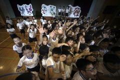 2020東京奧運吉祥物 日全國小學生開始投票