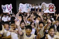 史上頭一遭 東奧吉祥物由小學生決定