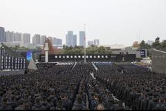南京大屠殺國家公祭 習近平、俞正聲等出席