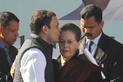 續甘地家族勢力 「媽寶」拉胡爾掌印度國大黨