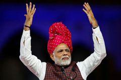 印度古省選舉結束 總理莫迪未來難料
