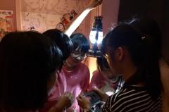 建華國中打造密室逃脫課程教室